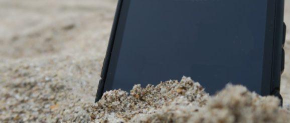Un smartphone tout-terrain