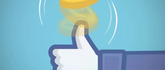 Facebook like et euro