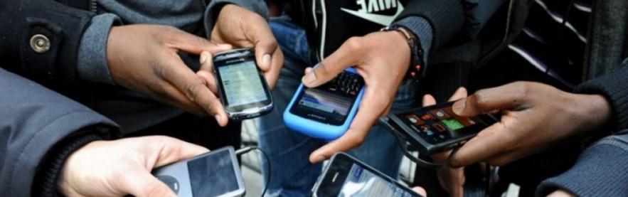 Différents forfaits mobile