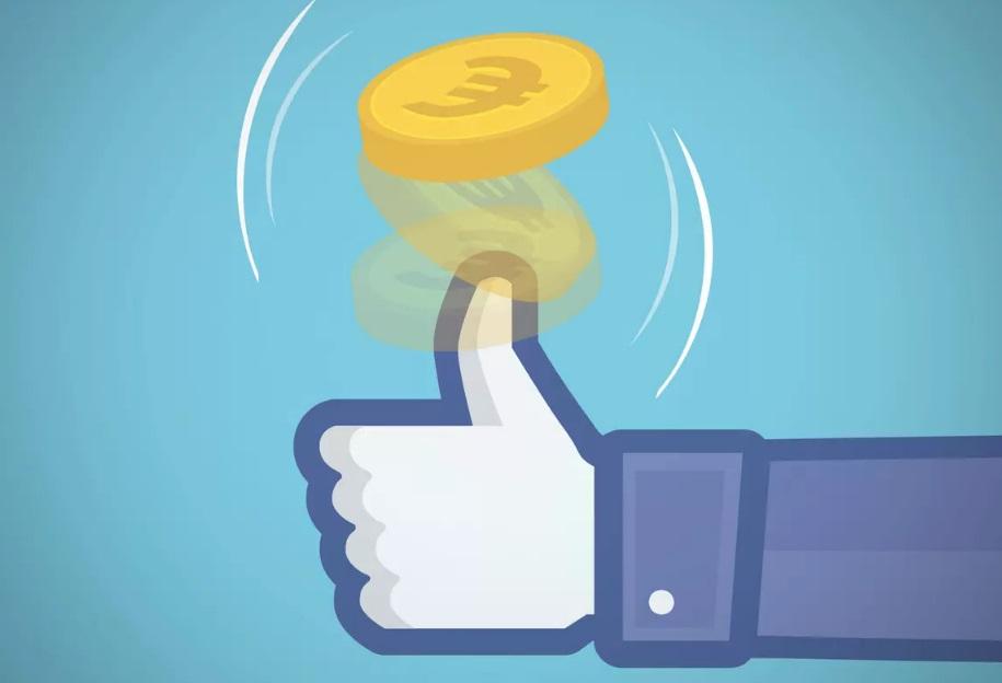 Facebook like et euro